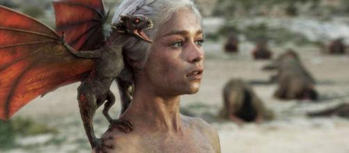 Daenerys foi interpretada por Emilia Clarke. (Reprodução/HBO)
