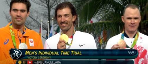 Fabian Cancellara, la vittoria alle Olimpiadi di Rio