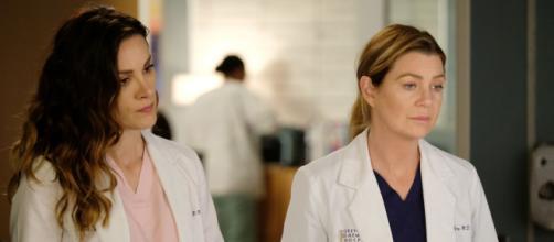 Grey's Anatomy 16: ripreso il doppiaggio italiano dei restanti episodi