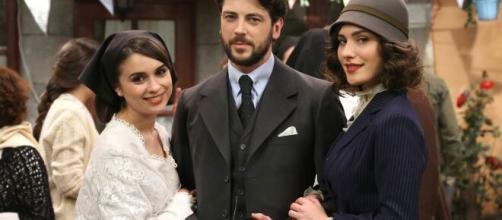 Il Segreto, anticipazioni al 16 maggio: Matias tradisce la moglie