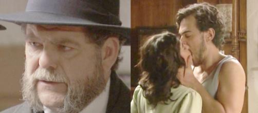 Il Segreto, spoiler al 16 maggio: Matias tradisce Marcela, Mauricio interessato a Manuela.