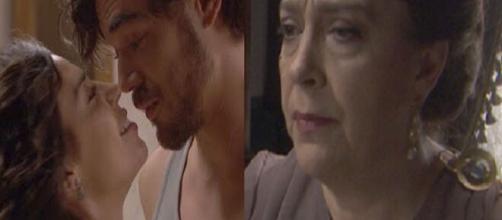Il Segreto, trame a sabato 16/05: Marcela tradita dal marito, Francisca preoccupata.