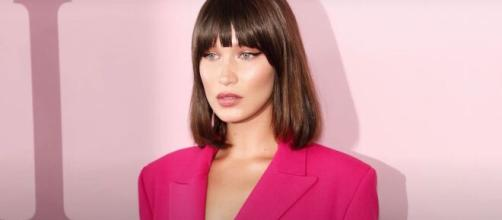 Internet trolls Bella Hadid after awkward viral interview with Complex. [Image Source: ClevverNews/YouTube]