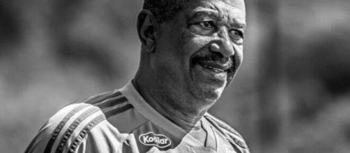Jorginho foi massagista do Flamengo por mais de 40 anos. (Reprodução/Flamengo)