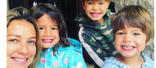 Luana Piovani diz que os filhos quase se ' pegaram na porrada' (Arquivo Blasting News)