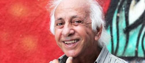 Marcelo Migliaccio sofre com a morte do pai Flávio Migliaccio. (Arquivo Blasting News)