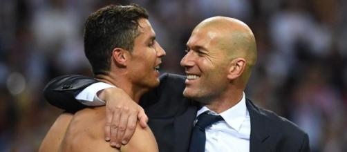 Mercato : Une 'guerre' Ronaldo - Zidane pour Pogba (Crédit instagram/realmadrid)