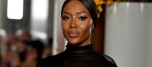 Naomi Campbell Posts Topless Photo on Instagram - theblast.com