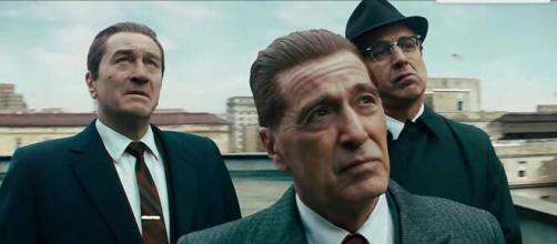 O longa-metragem 'O Irlandês' ganhou grande repercussão por sua temática de máfia. (Arquivo Blasting News)