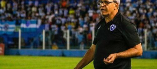 O treinador do Paysandu, Hélio dos Anjos, está em isolamento com a família. (Jorge Luiz/Ascom Paysandu)