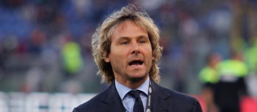 Pavel Nedved, ex centrocampista della Juventus.