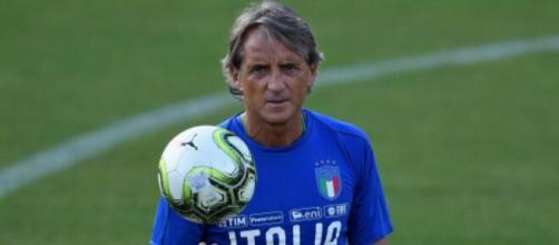 Roberto Mancini, commissario tecnico dell'Italia.