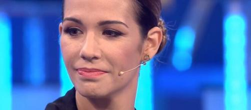 Tamara Gorro no ha podido evitar las lágrimas tras la muerte de una seguidora
