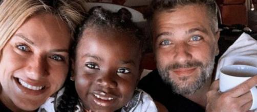 A famosa Giovanna Ewbank é mãe da menina Titi. (Arquivo Blasting News)