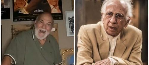 Em vídeo emocionante, Lima Duarte lembra o ator Flavio Migliaccio. (Arquivo Blasting News)