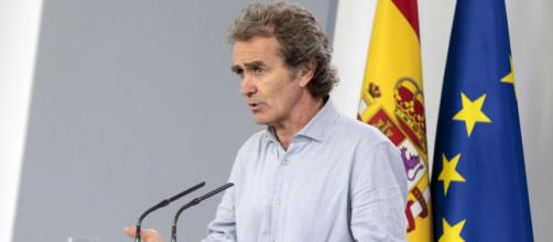 Fernando Simón, director del Centro de Coordinación de Alertas y Emergencias Sanitarias en España