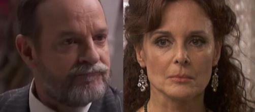 Il Segreto, trame al 16 maggio: Isabel spaventa dal ritorno di Raimundo.