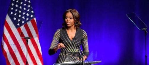 Netflix sort un documentaire sur la vie de Michelle Obama. Credit : health.mil