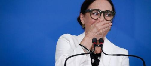 Regina Duarte vira piada na web por possível demissão de Bolsonaro: 'Vai pra Record?'. ( Arquivo Blasting News )