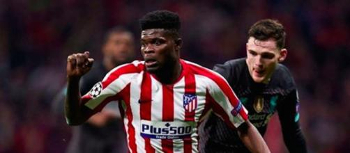 Thomas Partey sera courtisé au mercato entre Paris et Londres. Credit: Instagram/thomaspartey5