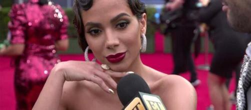 'Vão falar que não tenho inteligência', diz Anitta. (Arquivo Blasting News)