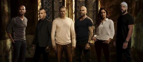 5 artistas da série 'Prison Break' que se destacaram. ( Arquivo Blasting News )