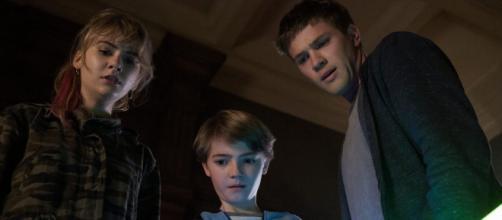 5 personagens de 'Locke & Key' e seus atores. ( Arquivo Blasting News )