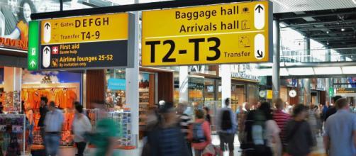 A la hora de viajar en avión será obligatorio el uso de mascarillas.