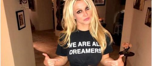 Britney Spears feels she is ready to become a mother again. (Photo Credit-Britney Spears/Instagram)