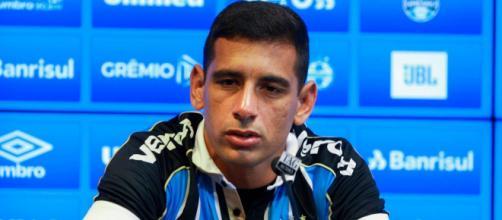 Diego Souza está no Rio de Janeiro. (Arquivo Blasting News).