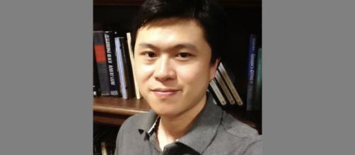 El científico chino Bing Liu, en una foto de la Universidad de Pittsburgh, donde estudiaba el coronavirus.