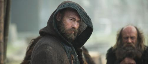 Harbard foi interpretado pelo ator Kevin Durand. (Reprodução/History Channel)
