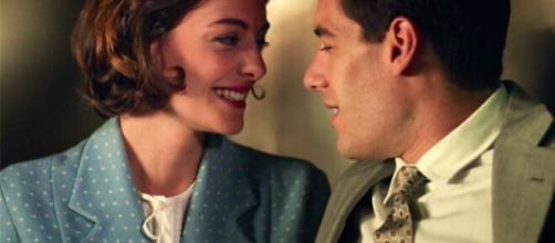 Il Paradiso delle signore, episodi fino al 15 maggio: Riccardo ha occhi solo per Nicoletta.