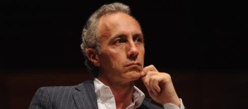 Marco Travaglio, direttore del 'Fatto Quotidiano'.