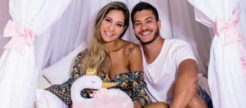 Mayra Cardi abre o jogo sobre o fim do casamento. (Reprodução/Instagram)