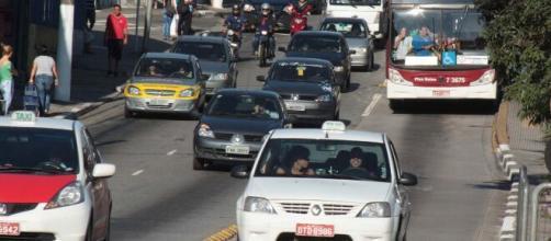 Medida visa restringir a circulação de veículos em toda a cidade. (Arquivo Blasting News).
