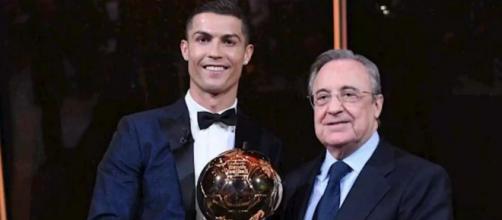 Mercato : Ronaldo aurait 'un pacte' avec le Real Madrid (Crédit instagram/realmadrid)