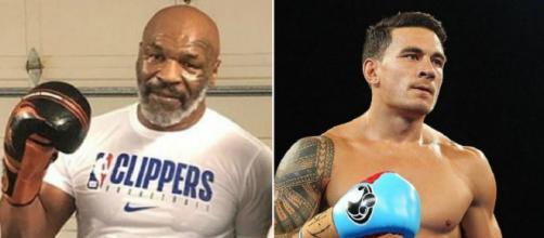 Mike Tyson e Sonny Bill Williams potrebbero sfidarsi a scopo benefico.