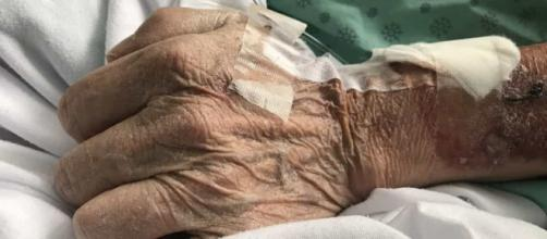 PM agride idoso após ser atropelado. (Arquivo Blasting News)