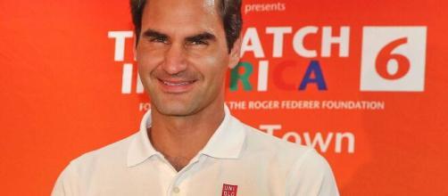 Roger Federer: un milione di euro per i bambini dell'Africa