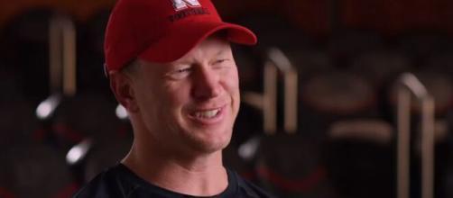 Scott Frost is one of the main reasons John Bivens choose Nebraska Huskers. [Image Source: ESPN/YouTube]