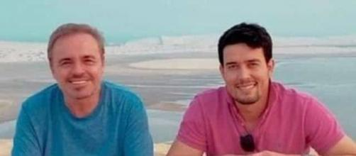 Thiago Salvático, suposto ex-namorado de Gugu, realiza pedido de reconhecimento de sua relação. (Arquivo Blasting News)
