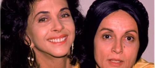 """""""Tieta"""" foi uma novela exibida em horário nobre, que fez um grande sucesso. (Reprodução/TV Globo)"""