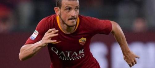 Alessandro Florenzi, terzino di proprietà della Roma attualmente in prestito al Valencia.