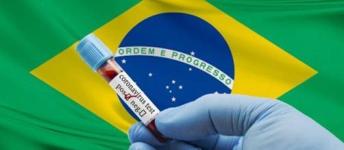 Brasil tem taxa elevada de transmissão do coronavírus. (Arquivo Blasting News)