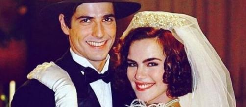 Gianecchini posta foto ao lado de Ana Paula Arósio: 'Sentimos saudades'. (Reprodução/Instagram)