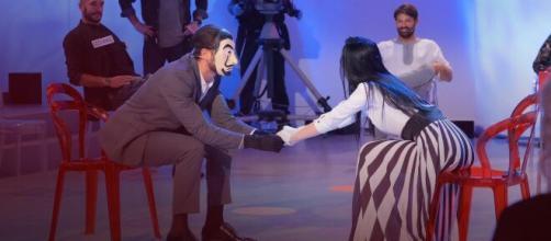 Giovanna Abate e il corteggiatore misterioso Alchimista.