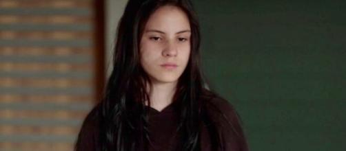 Jojô muda com 'efeito Eliza' e deixa mãe de queixo caído. (Reprodução/TV Globo)