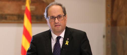 Quim Torra defiende que una Cataluña independiente hubiera respondido mejor al coronavirus