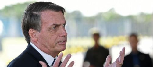 Bolsonaro ironiza churrasco. (Arquivo Blasting News)